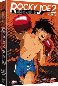Rocky Joe. Serie 2. Box 1 (5 Dvd)