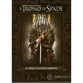 Il trono di spade. Stagione 1 (5 Dvd)