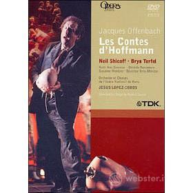 Jacques Offenbach. Les Contes d'Hoffman (2 Dvd)