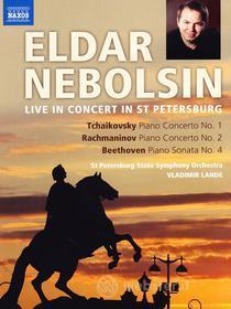 Eldar Nebolsin. Live In Concert In St Petersburg