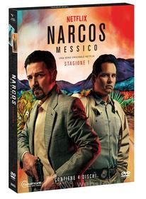Narcos: Messico - Stagione 01 (4 Dvd)