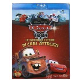 Cars Toon. Le incredibili storie di Carl Attrezzi (Blu-ray)