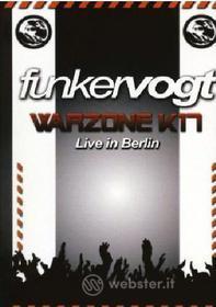 Funker Vogt. Warzone K17. Live in Berlin (2 Dvd)