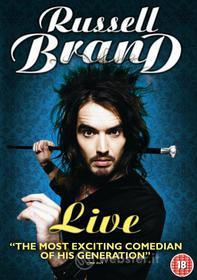 Russell Brand - Live