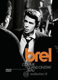 Jacques Brel - Comme Quand On Etait Beau (3 Dvd)