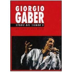 Giorgio Gaber. Storie del signor G (2 Dvd)