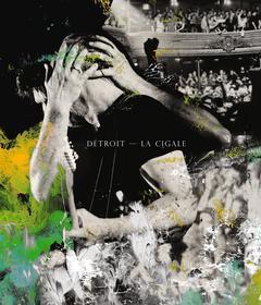 Detroit - A La Cigale (Blu-ray)