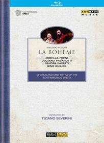 Giacomo Puccini. La Boheme (Blu-ray)