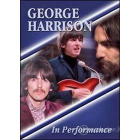 George Harrison. In Performance