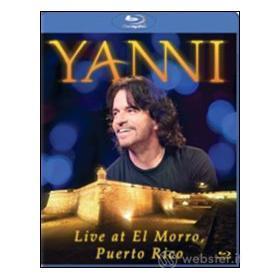 Yanni. Live at El Morro, Puerto Rico (Blu-ray)