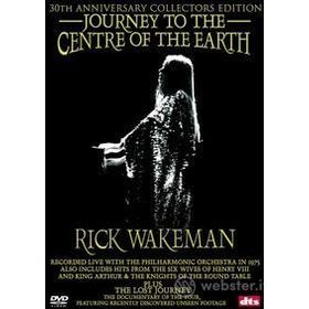 Rick Wakeman. Journey To The Center Of The Earth