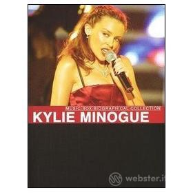 Kylie Minogue. Music Box. Biographical Collection