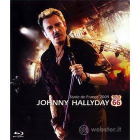 Johnny Hallyday - Stade De France 2009-Tour 66 (Blu-ray)
