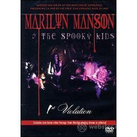 Marilyn Manson & The Spooky Kids. Violation