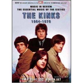 The Kinks. Music In Review. 1964 - 1978 (2 Dvd)
