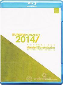 Europakonzert 2014 (Blu-ray)