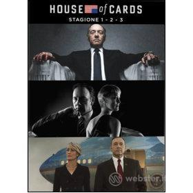 House of Cards. Stagione 1 - 3 (12 Dvd)