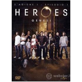 Heroes. Genesi
