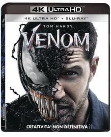 Venom (4K Uhd+Blu-Ray) (Blu-ray)