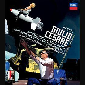 Georg Friedrich Handel. Giulio Cesare (Blu-ray)