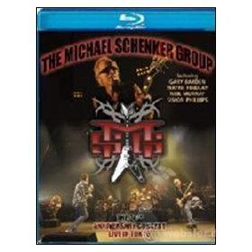 Michael Schenker. Live in Tokyo. The 30th Anniversary Concert (Blu-ray)