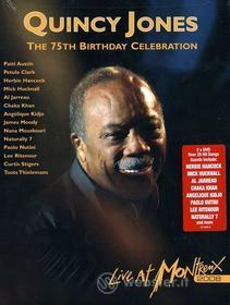 Quincy Jones - 75Th Birthday Celebration: Live At Montreux 2008