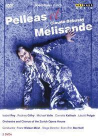 Claude Debussy. Pelleas et Melisande (2 Dvd)