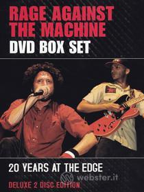 Rage Against The Machine. 20 Years at the Edge (2 Dvd)