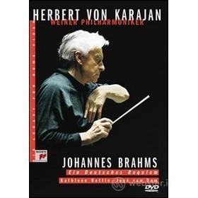 Herbert Von Karajan. Johannes Brahms. Ein Deutsches Requiem
