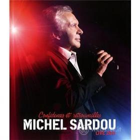 Michel Sardou - Confidences Et Retrouvailles (Blu-ray)