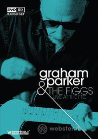 Graham Parker & The Figgs - Live At The Ftc (2 Dvd)