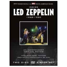Led Zeppelin. Inside Led Zeppelin (2 Dvd)