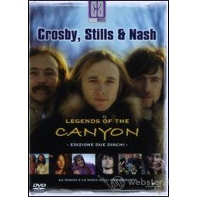 Crosby, Stills & Nash. Legends of the Canyon (2 Dvd)