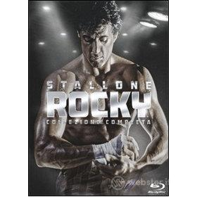 Rocky. La saga completa (Cofanetto 6 blu-ray)
