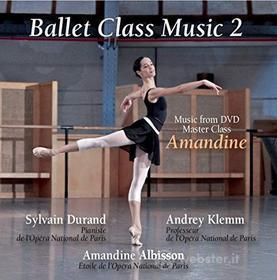 Klemm/Durand - Ballet Class Music Vol 2