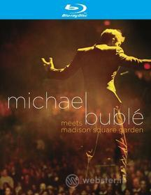 Michael Buble - Michael Buble Meets Madison Square Garden (Blu-ray)