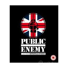 Public Enemy. Live from Metropolis Studios (Blu-ray)