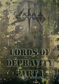 Sodom. Lords Of Depravity Part 1(Confezione Speciale 2 dvd)