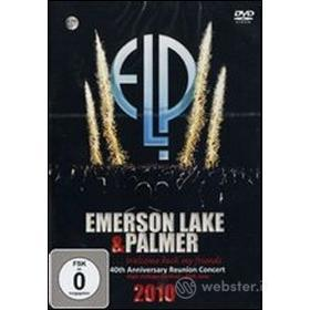 Emerson, Lake & Palmer. Welcome Back My Friends. 40th Anniversary Reunion Concer