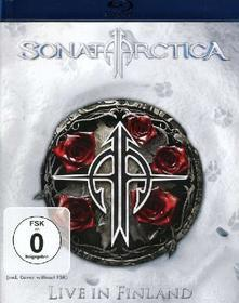 Sonata Arctica. Live in Finland (2 Blu-ray)