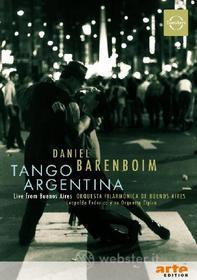 Daniel Barenboim. Tango Argentina