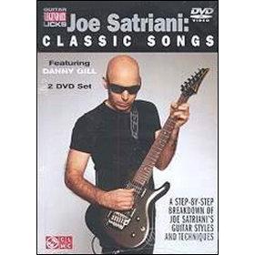 Joe Satriani. Classic songs (2 Dvd)