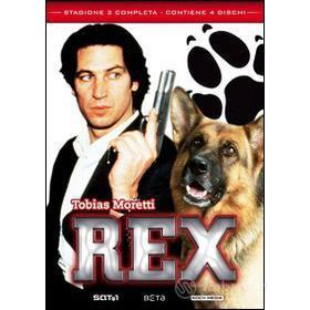 Rex. Stagione 2 (4 Dvd)