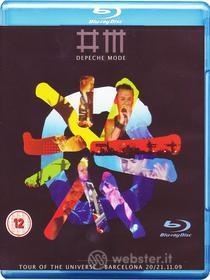 Depeche Mode. Tour of the Universe. Barcelona 20/21.11.09 (2 Blu-ray)