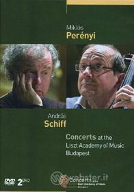 Concerts at the Liszt Academy of Music Budapest (2 Dvd)