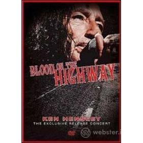 Ken Hensley. Blood On The Highway (2 Dvd)