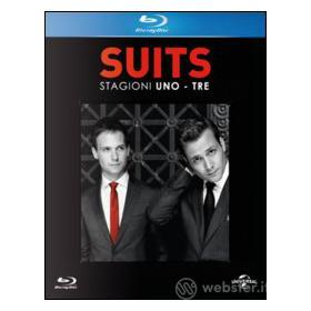 Suits. Stagione 1 - 3 (11 Blu-ray)
