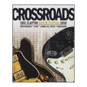 Eric Clapton. Crossroads Guitar Festival 2010 (2 Blu-ray)