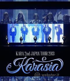 Kara - Karasia Kara 2Nd Japan Tour 2013 (Blu-ray)