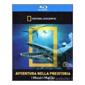 Avventure nella preistoria. Mostri marini (Blu-ray)